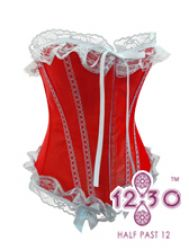Ilove 1230, 2011new Arrival! Lace-up Corset