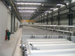 Magnetron Sputtering Coating Line For Low-e Glass
