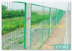 General Welded Fence Temporary Fence Highway Fence