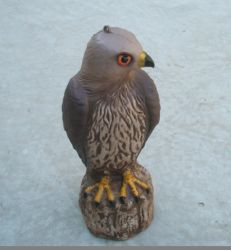 Plastic Hawks-garden Ornaments