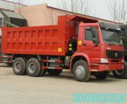 Sinotruk Howo 6x4 Dump Truck (tipper)