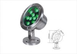 6w/7w High Power Led Underwater Lamp(tl-sdd105