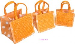 Gift Bag/pot Cover/straw Bag