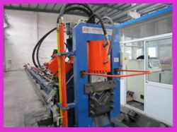 Cnc Angle Line For Punching Cutting And Marking