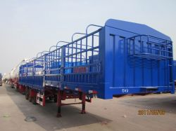 Storage Transport Semi Trailer