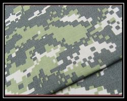 "T/c65/35 20*16 120*60 57/58"" Camouflage Fabric"