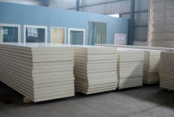 Pu Sandwich Cold Storage Panel