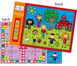 Puzzle And Game