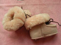 Baby Sheepskin Boot/baby Shoe