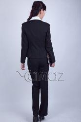 Yamaz Being Installed Zhiyezhuang Suit Ladies Over