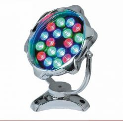 18w Rgb Led Underwater Light