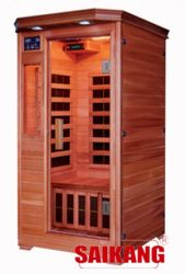 Single Type Far Infrared Sauna