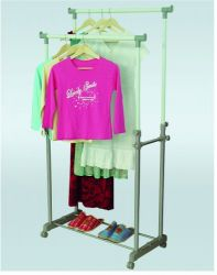 Easy Moving Clothes Hanger