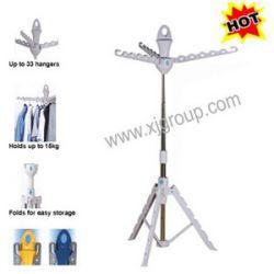 Clothes Plastic Hanger Xj-3k041