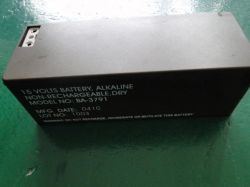 Non-rechargeable Alkaline Military Battery Ba-3791