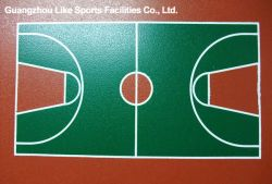 Sports Surfaces Coating (si Pu)