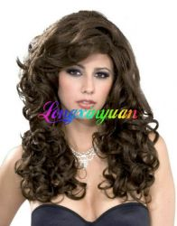 18 Inches Brazilian Hair Sassy Lace Wigs