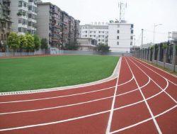 Silicon Pu Running Track
