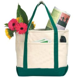 Fashion Cotton Tote Bag
