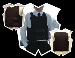 Concealable Bullet Proof Vest, Ballistic Vest