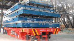 20t Motorized Transfer Trolley For Steel Plant