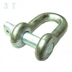 Steel Shackle 3t