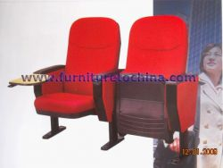 Auditorium Cinema Chair, Theatre Seat, Furniture