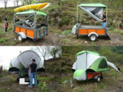Camper Trailers,tent Trailers,travel Trailers