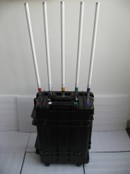 High Power Portable Jammer P-4421k