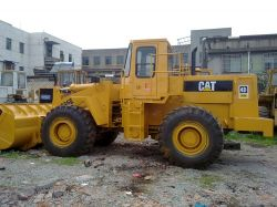 Used Cat966e Bucket Wheel Loader