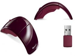 2.4ghz Wireless Mouse,foldable Mouse,folding Mouse