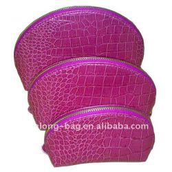 Purple Cosmetic Bags