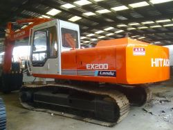 Used Hitachi Ex200-1 Hydraulic Excavator