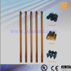 Copper-clad Steel Grounding Rod Jsbound (jb-ca)