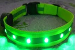 Dog Collar (with Led Light)