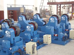Rotator, Tank Self-aligning Welding Rotator