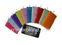 Crystal Case For New Ipod Touch 4, (10240201)