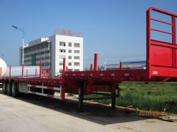 Tongya Wholesale Container Flatbed Semi Trailer