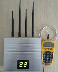 Surveillance Cell Phone Jammer P-4421g