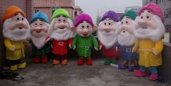 Seven Dwarfs Costume