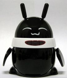 Aqqle Bunny Mp3 Card Speaker (mp3插卡兔子音箱)