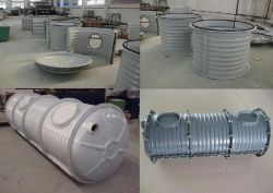 Wastewater Treatment System Tank