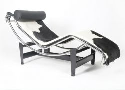 Chaise Lounge Chair (lc4)