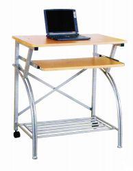 Wood Comuputer Desk