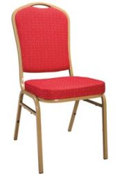 Stackable Hotel Banquet Chair, Aluminum Furniture