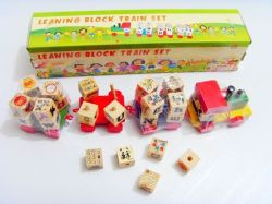 Learning Block Train Set