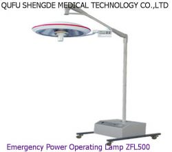 Supply Emergency Power Operating Lamp Zfl500