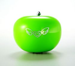 Apple Vibration Speaker