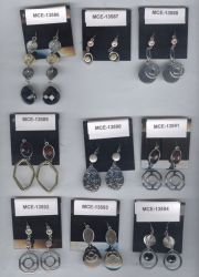 Fashion Earring--metal Alloy