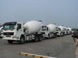 Howo Mixer Truck